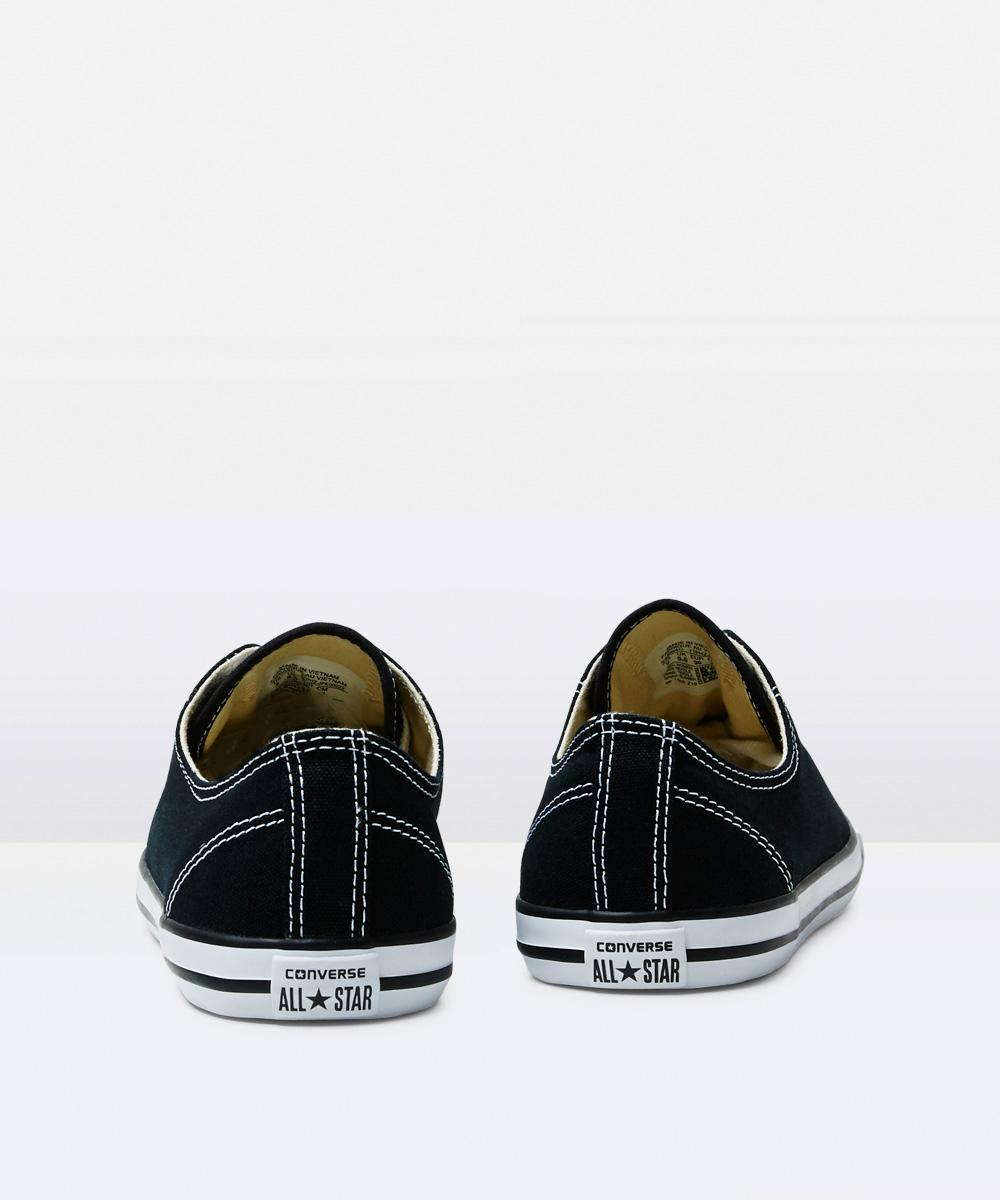 cbc4554300aa Converse Chuck Taylor All Star Dainty Sneakers Black