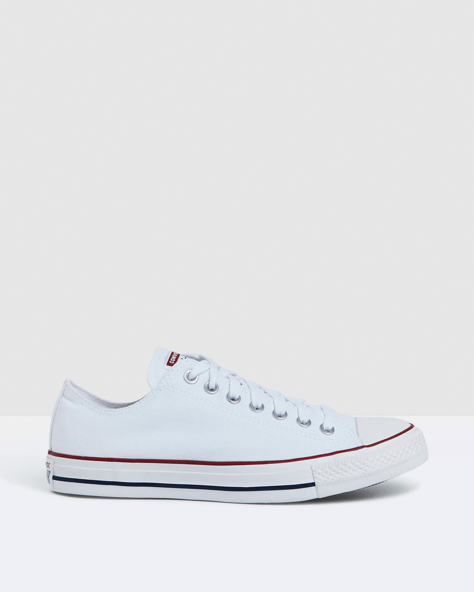 Converse - Chuck Taylor All Star Lo Canvas Sneakers White 11823400023