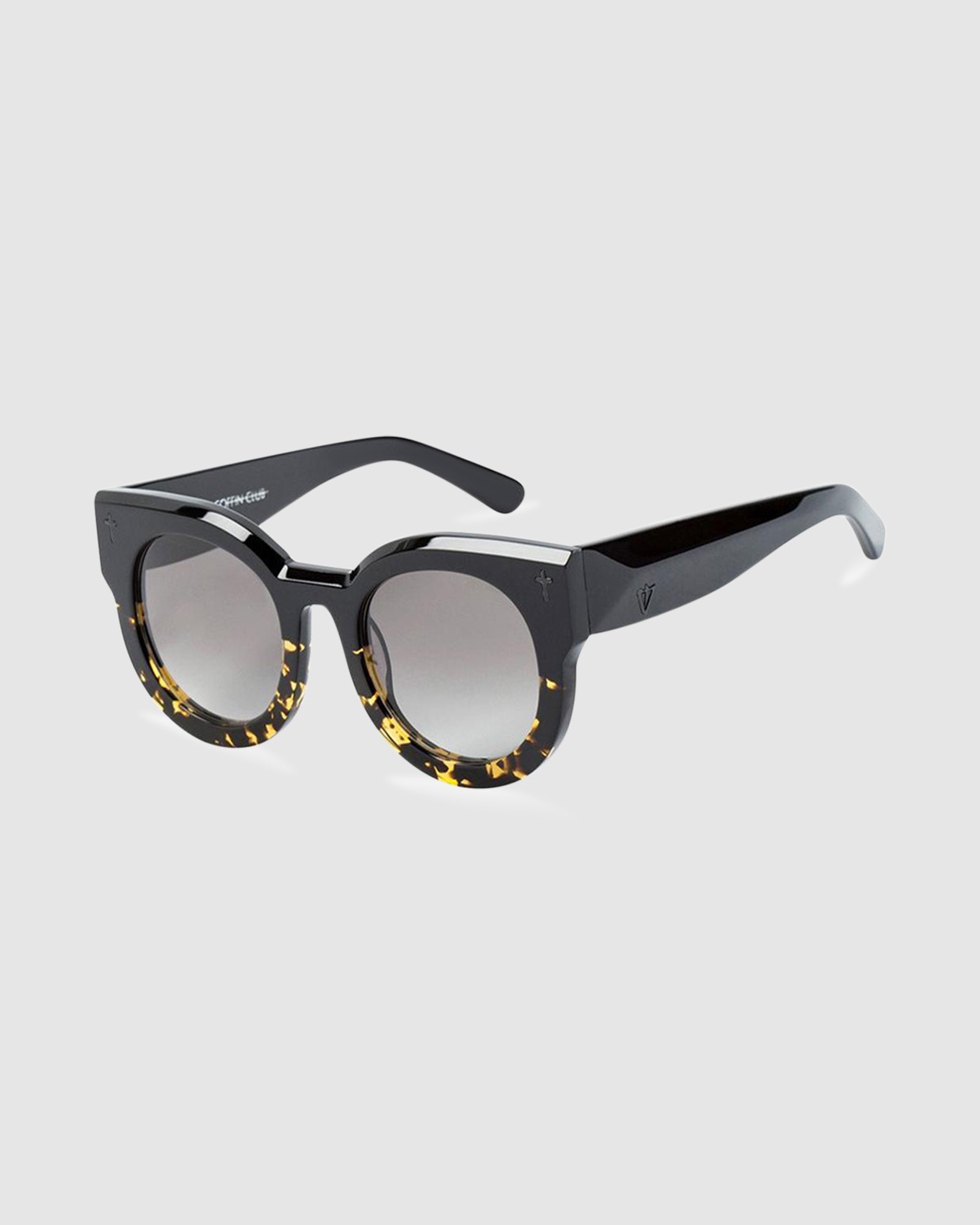 bd7c3170f15 Valley Eyewear Dead Coffin Club Black Sunglasses