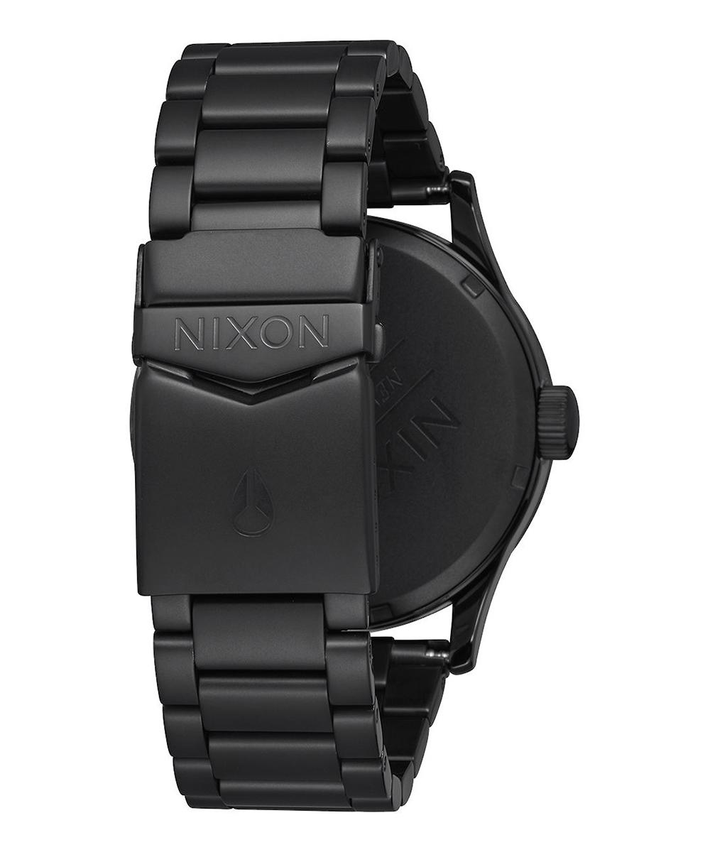 Nixon sentry ss all black rose gold watch watches accessories nixon sentry ss all black rose gold watch watches accessories shop mens general pants online gumiabroncs Images