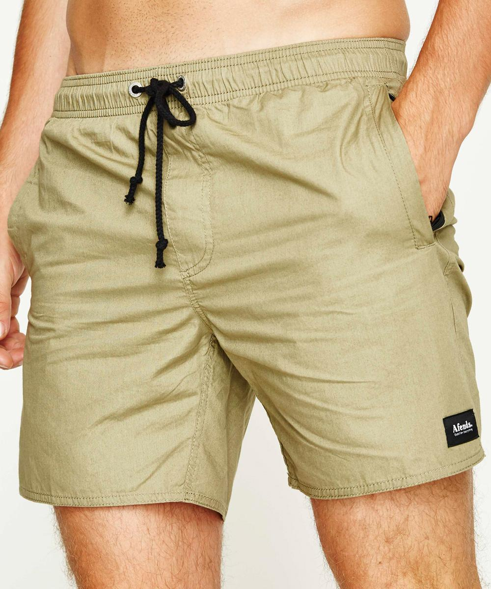 14f2c67ca7 Afends Baywatch Beachshort Military | Boardshorts | Shorts | Clothing |  Shop Mens | General Pants Global