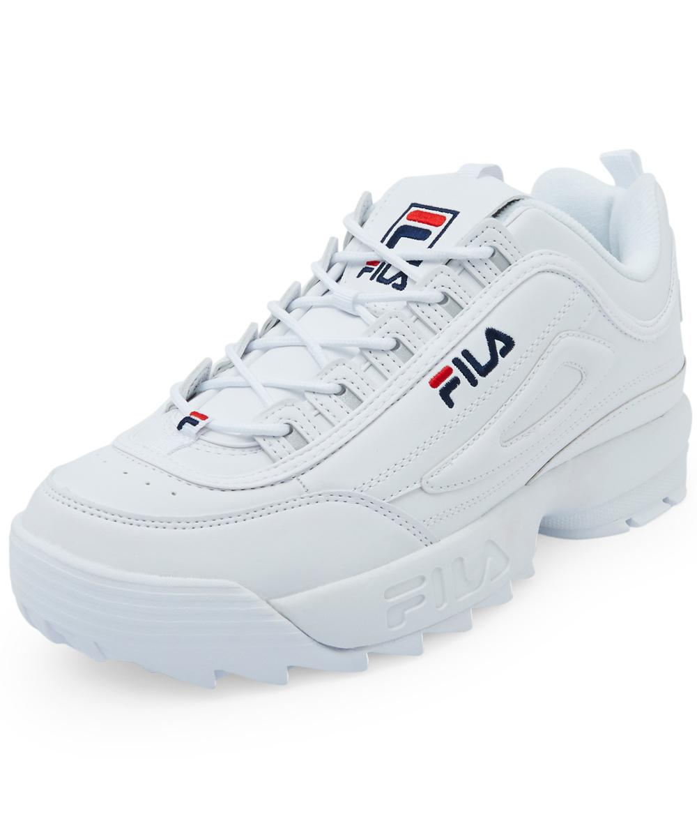 quality design 0a01c 5153b Fila Disruptor II White | Footwear | Shop Mens | General ...
