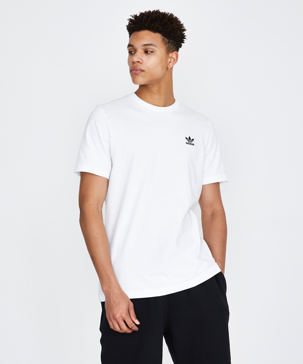 Image of Adidas - Essential T-shirt White