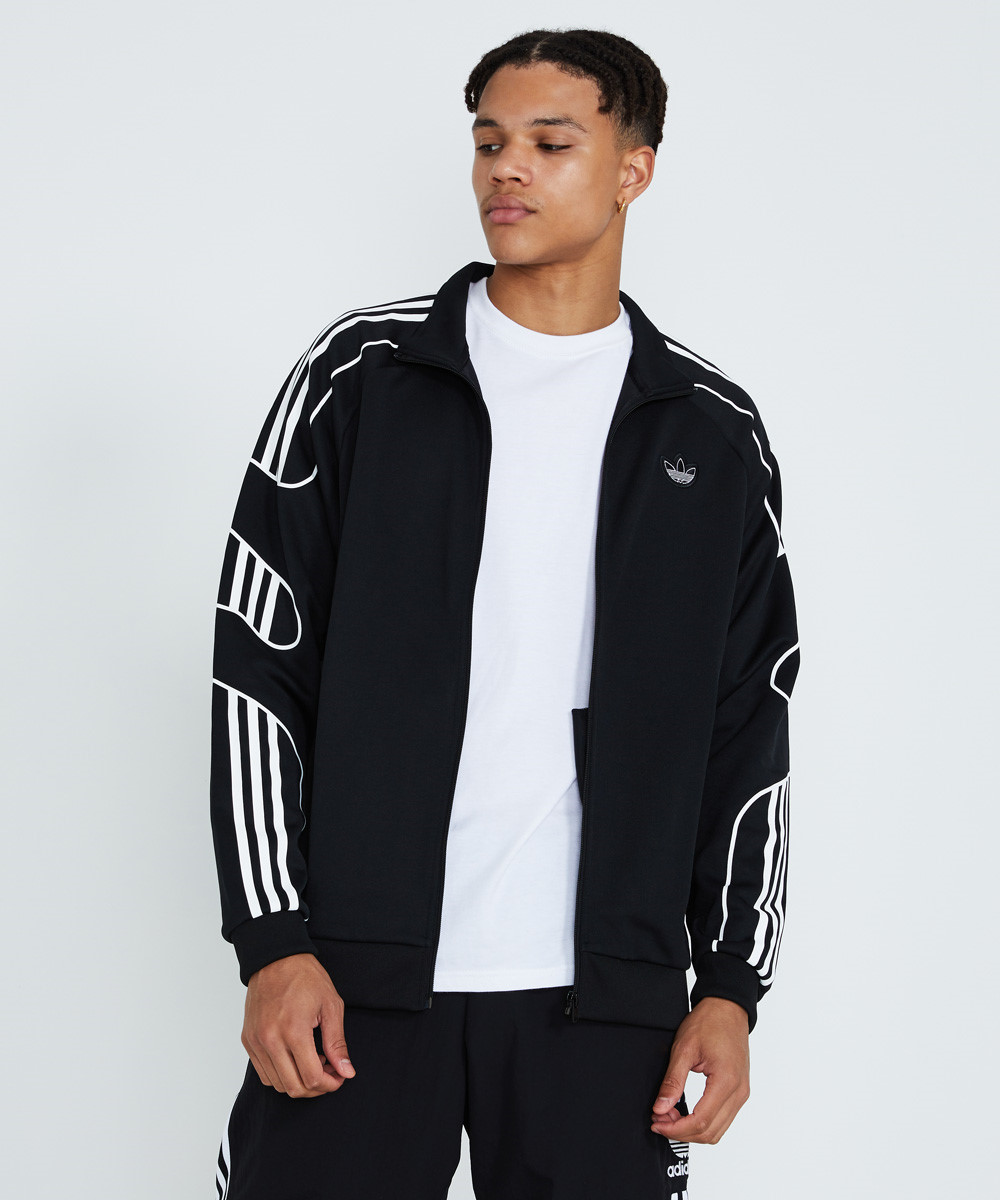 Image of Adidas - Fs Strike Track Top Black