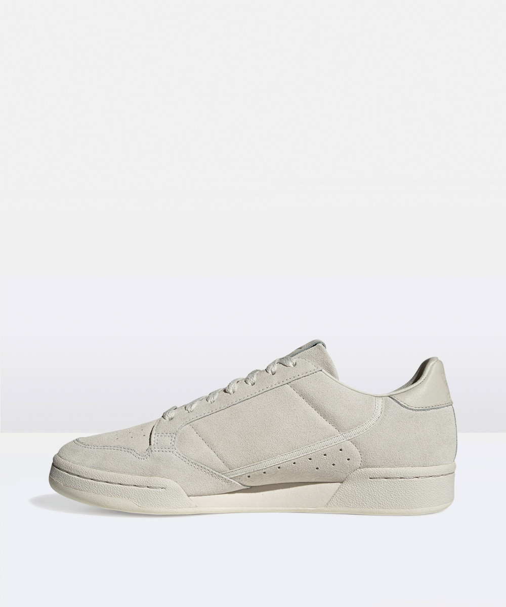 Image of Adidas - Continental 80 Sneakers Off White