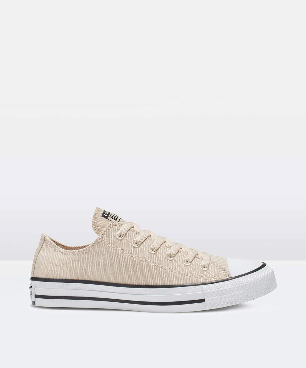Renew Canvas Chuck Taylor Lo Top Egret Pink by Au